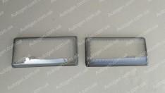 Накладки фар (защита) ВАЗ 2104, ВАЗ 2105, ВАЗ 2107 ресничка (ANV)