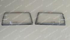 Накладки фар (защита) ВАЗ 2108, ВАЗ 2109, ВАЗ 21099 ресничка (ANV)
