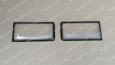 Накладки фар (защита) ВАЗ 2103, ВАЗ 2106 ресничка (ANV)