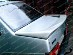 Спойлер багажника ВАЗ 21099 (Design 1N) (стекловолокно)