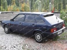 Спойлер багажника ВАЗ 2108, 2109, 2113, 2114 (Design Baltica) (стекловолокно)