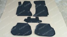 Коврики салона Audi A4 B5 (1994-2001) (5шт) (Avto-Gumm)