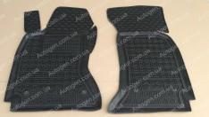 Коврики салона Audi A4 B5 (1994-2001) (передние 2шт) (Avto-Gumm)
