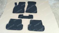 Коврики салона Audi A4 B6 / B7 (2000-2007) (5шт) (Avto-Gumm)