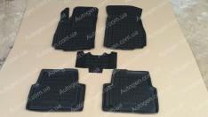 Коврики салона Chevrolet Cobalt (2012->) (5шт) (Avto-Gumm)