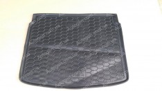 Коврик в багажник Seat Altea (2004->) (нижняя полка) (Avto-Gumm Полиуретан)