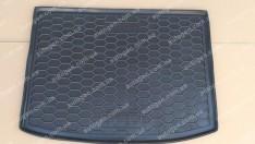Коврик в багажник Seat Altea (2004->) (верхняя полка) (Avto-Gumm Полиуретан)