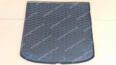 Коврик в багажник Seat Altea XL (2006-2015) (верхняя полка) (Avto-Gumm Полиуретан)