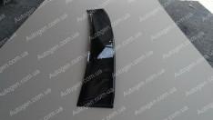 Козырек заднего стекла (бленда) Kia Cerato SD (2008-2012) скотч (ANV)