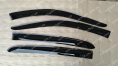 Ветровики Hyundai Getz (5дв) (2002-2011) ANV