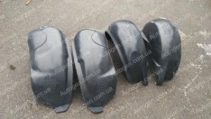 Подкрылки Chevrolet Tacuma (Rezzo) (2000-2008) (4шт) (Mega-Locker)