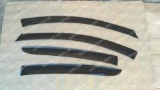 Ветровики Renault Fluence (2009->) ANV