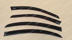 Ветровики BMW F10 SD (2011-2017) CT