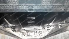 Защита двигателя Alfa Romeo Giulietta  (2011->)