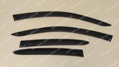 Ветровики Volkswagen Jetta SD (2005-2010) ANV