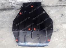 """Защита двигателя Alfa Romeo 159  (2005-2011)   """"Titanium"""""""