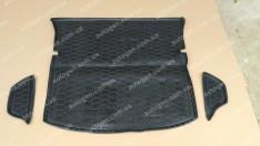 Коврик в багажник Mazda CX-7 (2006-2012) (Avto-Gumm Полиуретан)