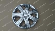 Колпаки на колеса DTM R15 3D carbon (STR)