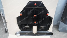 Защита двигателя BYD G3  (2009->)