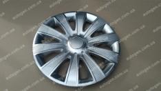 Колпаки на колеса Karat R15 3D carbon (STR)