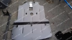"Защита двигателя BMW E46 (1998-2006) (задний привод)  ""Titanium"""