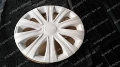 Колпаки на колеса Maybach White R14 3D carbon (STR)