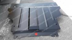 "Защита двигателя Chery Bonus A13 (2008-2013) ""Titanium"""