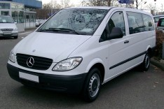 Коврики в салон Mercedes Viano 639 (с 2004 года) /  Mercedes Vito (с 2004 года)