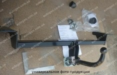 """Фаркоп Citroen Berlingo (исключая базу Long) (1996-2008) """"VSTL съемный"""""""