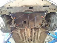 """Защита двигателя Citroen C5 (2001-2008)   """"Titanium"""""""