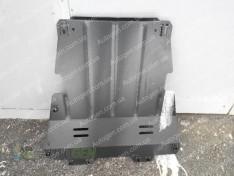"""Защита двигателя Mercedes Citan (2012->)  """"Titanium"""""""