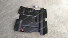 """Защита двигателя Daewoo Matiz   (1998->)   """"Titanium"""""""