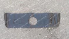 Утеплитель решетки радиатора Volkswagen LT (1996-2006) мягкий черный