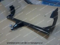 """Фаркоп Nissan Qashqai (включая Qashqai +2) (2006-2014) """"VSTL быстросъемный"""""""