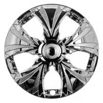 Колпаки на колеса Хром (T002) R15 (STR)