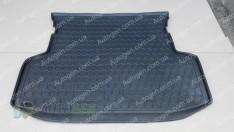 Коврик в багажник Geely MK SD (седан) (2006-2014) (Avto-Gumm полимер-пластик)
