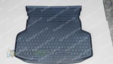 Коврик в багажник Geely MK SD (седан) (2006-2014) (Avto-Gumm Полиуретан)