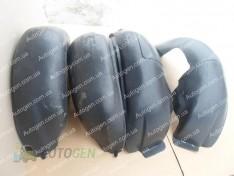 Подкрылки Volkswagen T6 (2015->) (4шт) (Mega-Locker)