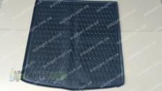 Коврик в багажник Audi A4 B6 / B7 SD (седан) (2000-2007) (Avto-Gumm полимер-пластик)