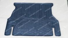 Коврик в багажник Daewoo Nexia (1995->) (Avto-Gumm полимер-пластик)