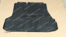Коврик в багажник Kia Cerato SD (седан) (2004-2008) (Avto-Gumm полимер-пластик)