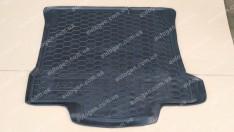 Коврик в багажник Mazda 3 SD (2008-2013) (Avto-Gumm полимер-пластик)