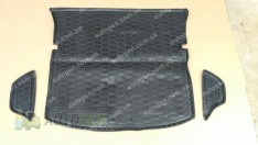 Коврик в багажник Mazda CX-7 (2006-2012) (Avto-Gumm полимер-пластик)