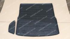 Коврик в багажник Volkswagen Golf 5 Variant (универсал) (2003-2008) (Avto-Gumm полимер-пластик)