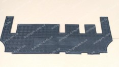 Коврики салона Ford Custom (2012->) (третий ряд) (1шт) (Avto-Gumm)