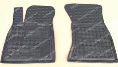 Коврики салона Audi Q5 (2015->) (передние 2шт) (Avto-Gumm)