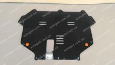 "Защита двигателя Ford Connect 2 (2013->)     ""Titanium"""
