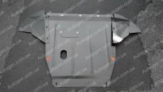 Защита двигателя Ford Focus 1  (1998-2004)