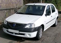 Коврики в салон Dacia Logan (2004-2012) седан
