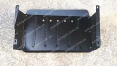"""Защита двигателя Ford Galaxy 1, Ford Galaxy 2 (1995-2006)     """"Titanium"""""""